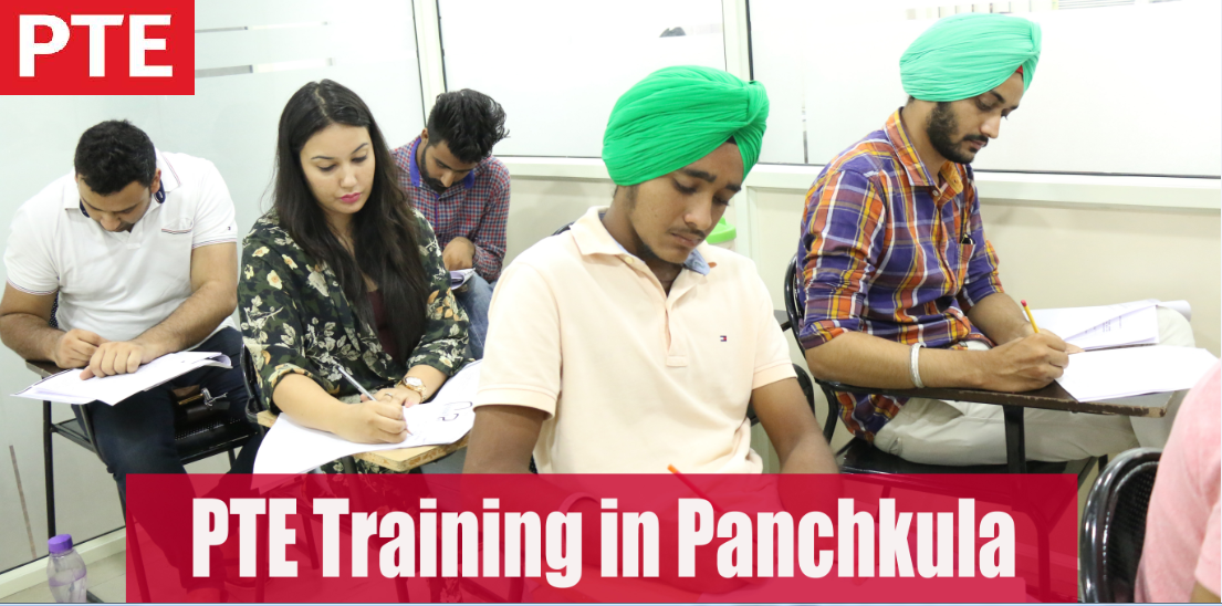 Best PTE Classes in Panchkula